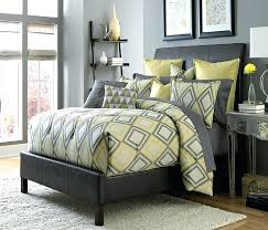 yellow and gray comforter set bedding queen sets twin the best grey king