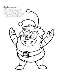 Feel free to print and color from the best 35+ free rainbow coloring pages at getcolorings.com. Rainbow Brite Free Coloring Pages Crayola Com