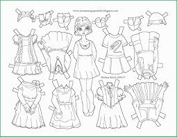 Paper Doll Coloring Pages Great Miss Missy Paper Dolls May 2014