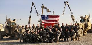 Us Army Platoon The Outlaws Platoon Us Corps Of Engineers Military