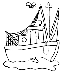Small Picture Fisherman Coloring Pages Cool Coloring Page Outline Of A Cartoon