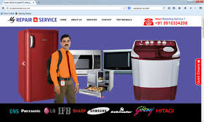 Home Appliance Service Home Appliance Repair Service Website Design Hostonnetcom