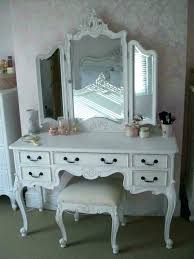Small Space Vanity Ideas Makeup Vanity For Small Bedroom White ...