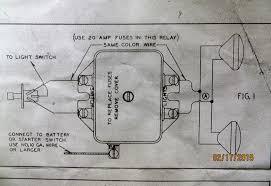 headlight relay hudson essex terraplane open forum 3913