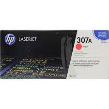 Оригинальный <b>картридж HP CE743A</b> (№307A) (пурпурный ...