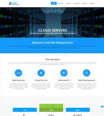 business services template latest hosting website templates free download 2019 webthemez