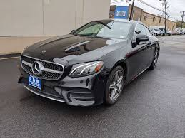 Motoman drives the 2018 mercedes e400 coupe 4matic and learns three things about the 2018 mercedes benz e400 coupe as. 2018 Used Mercedes Benz E400 4matic Coupe Prem 1 Pkg Amg Line Pkg Burmester Sound At C K Auto Imports New Jersey Serving Hasbrouck Heights Nj Iid 20348878