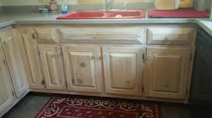 Pickled Kitchen Cabinets 40 Year Old Pine Cabinets Stripped And