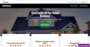 Godaddy Website Templates Gorgeous Build A Real Estate Website Today GoDaddy