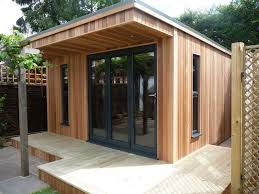 outdoor office shed. garden offices \u2013 working from your shed outdoor office r