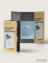 11 Furniture Brochures Printable Psd Ai Indesign