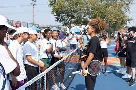 Ahead Of U.S. Open, Naomi Osaka ...