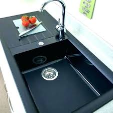 Cleaning Granite Sinks Cool Composite Kitchen  Sink Vs Stainless Steel E23