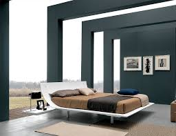 modern style beds. Contemporary Modern View In Gallery Aqua Borrows From The Form Of Classic Sleigh Bed Throughout Modern Style Beds