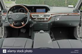 May 23, 2006; Los Angeles, CA, USA; Interior Controls. Mercedes ...