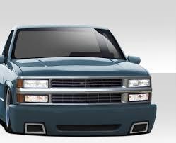 88-99 Chevrolet C/K Series Pickup SS Look Duraflex Front Body Kit ...