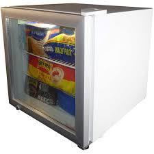 dellware little mini glass door freezer 50litre model dw sd50 3