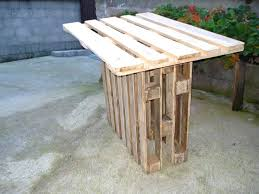 bar table wood wooden pallet bar table bar table woodworking plans
