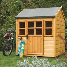 rowlinson little lodge wooden playhouse