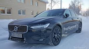 2018 volvo build. beautiful volvo some reports reveal that volvo will quickly build a brand new model known  as 2018 s60 in volvo f