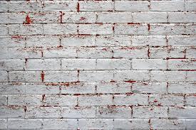 Peeling Painted Brick Wall Texture