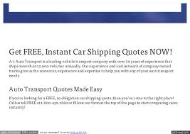 Car Shipping Quotes Unique Car Shipping Rates Auto Transport Quotes By A48 Auto Transport