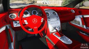 mercedes mclaren interior. gta 5 mercedesbenz slr mclaren 2015 right side view mercedes mclaren interior 0