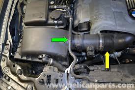 bmw the infamous alternator bracket oil leak on the e bmw  large image