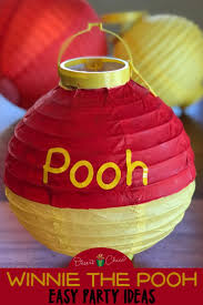 check out these easy winnie the pooh party ideas including diy decorations printables