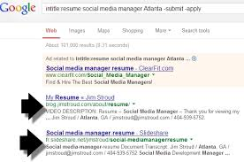 Why Bolstering Your Online Resume Will Get You Hired Glassdoor Blog New How To Find Resumes On Google