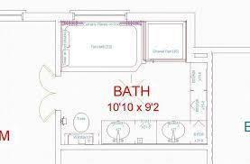 master bathroom design plans of nifty x bathroom floor plans decoration