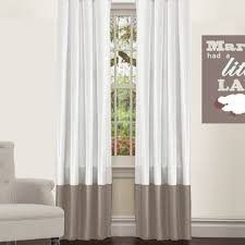Our Favourite Nursery Curtain Is The Blockout Custom Made Two Colour Panel  By Westwood. Right Now, It Sells For $105 Per Panel. Please Do Not Get  Sticker ...