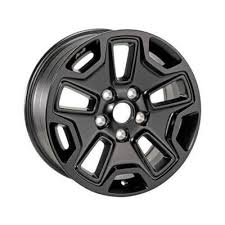 2015 Jeep Wrangler Bolt Pattern Beauteous Jeep Willys Series Wheel 48x4848 With 48 On 48 Bolt Pattern Black