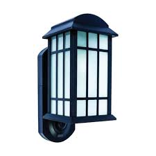 maximus smart security outdoor wall lantern spl0607a1w1bkt1 ace hardware
