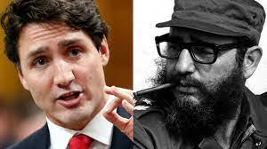On Fidel Castro, Justin Trudeau sounds ...