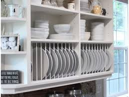 Stainless Shelves Kitchen Shelves Stunning Small Kitchen With Mosaic Backsplash Tile And