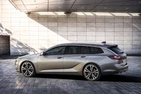 2017 Opel Insignia Sports Tourer Revealed | GM Authority