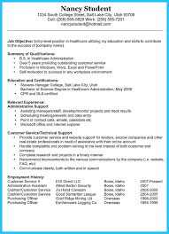 Simple Objective For Resume Best Of Examples Resumes Objectives