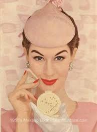 1950 s and 1960 s eyebrow shapes google search rose pompon fatale vine hats