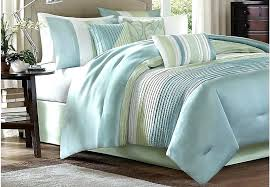 brown and green bedding queen comforter set seafoam