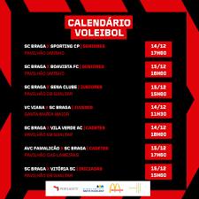 S.C. Braga Voleibol - Photos