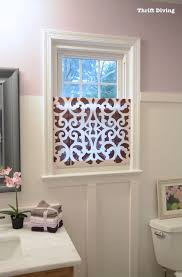 how to make a diy privacy screen for the window privacy window screen can be