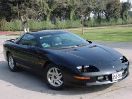 1997 Chevrolet Camaro iv – pictures, information and specs - Auto ...