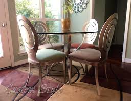dining room chair cushions target ikea seat covers with ties pads white deck box occasional chairs
