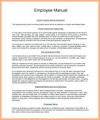 Hr Manual Template 6 Free Word Document Downloads Free Hr Employee ...