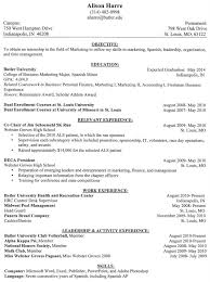 Types Of Resumes Formats Lcysne Com