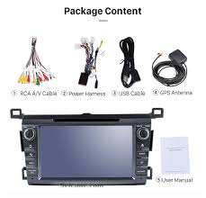 Android 6.0 GPS Navigaion Radio Bluetooth DVD Player Touchscreen ...