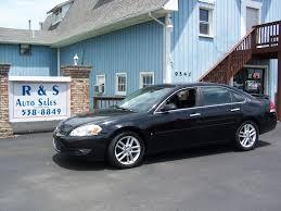 R & S Auto Sales LLC: 2008 Chevrolet Impala - Mt. Washington, KY