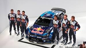 Image result for Volkswagen Polo R WRC et succès dans le Rallye