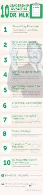 10 Leadership Qualities Of Dr Martin Luther King Jr Brandred